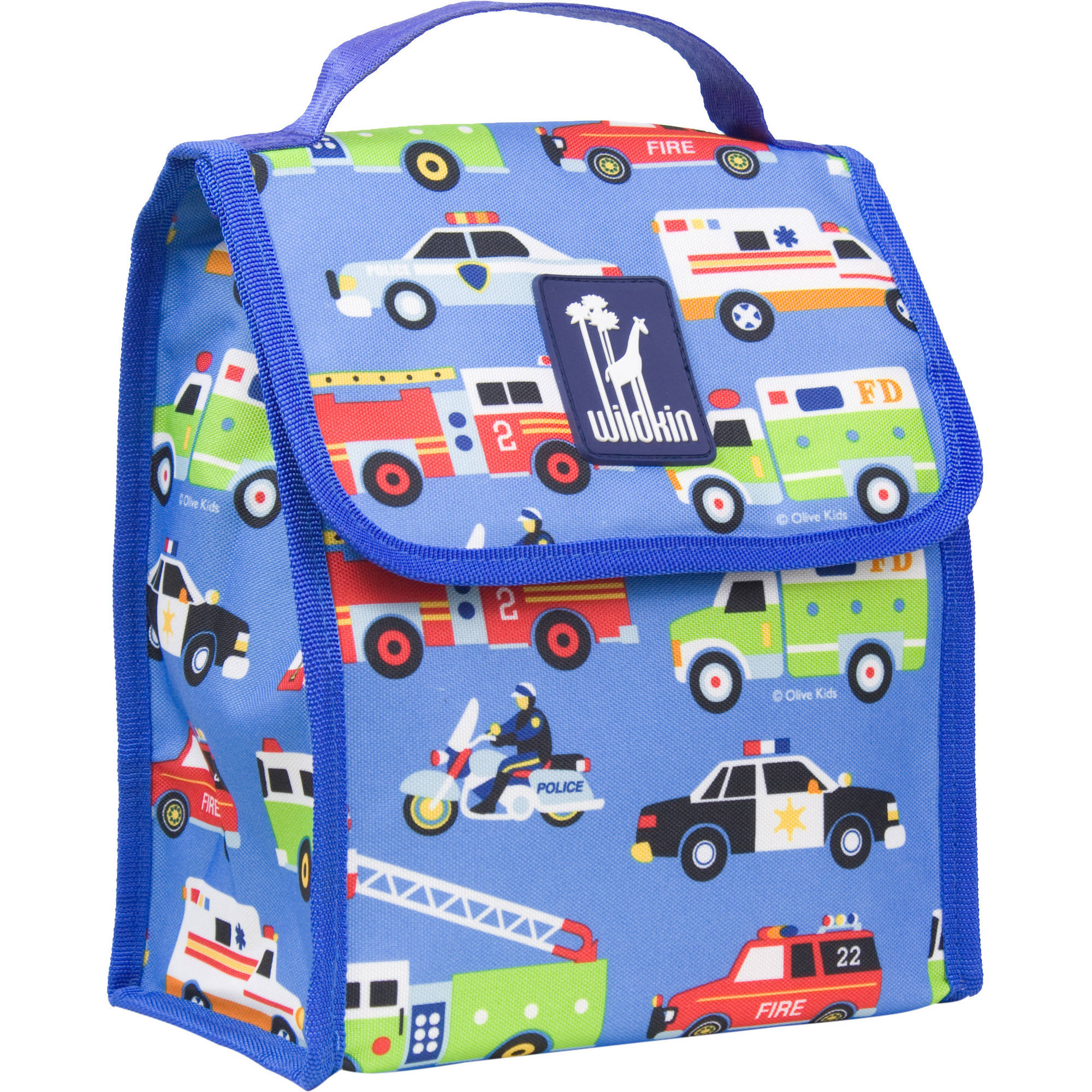 Olive Kids Heroes Lunch Bag