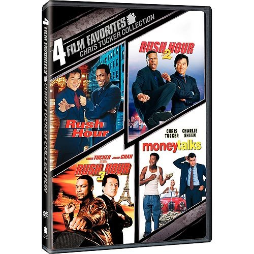 Chris Tucker Collection: 4 Film Favorites (Widescreen)