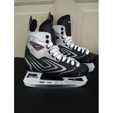 - CCM Vector 1.0 Youth Ice Hockey Skates
