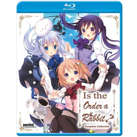 Is The Order A Rabbit (Japanese) (Blu-ray) (Widescreen) (Halloween Order Films)