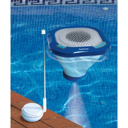 Swimming PoolTunes Floating wireless Speaker & Light with 2 (Best Floating Tremolo System)