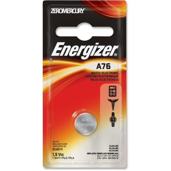 Energizer EVEA76BPZCT Electronic Battery for Watch by Energizer