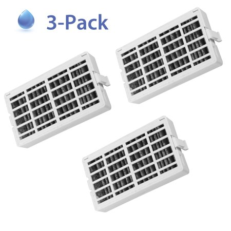 TSV 3-Pack Fresh Flow Comparable Refrigerator Air Filter for Whirlpool W10311524