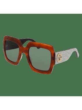 9e8ccb80502f Product Image Gucci GG0102S Sunglass 54mm AVANA