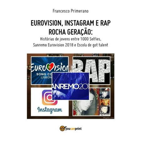 El Rap De Halloween (Eurovision, Instagram e rap rocha geração. Histórias de jovens entre 1000 Selfies, Sanremo Eurovision 2018 e Escola de got talent -)