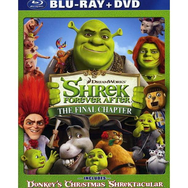 Shrek Forever After Blu Ray Dvd Walmart Com Walmart Com