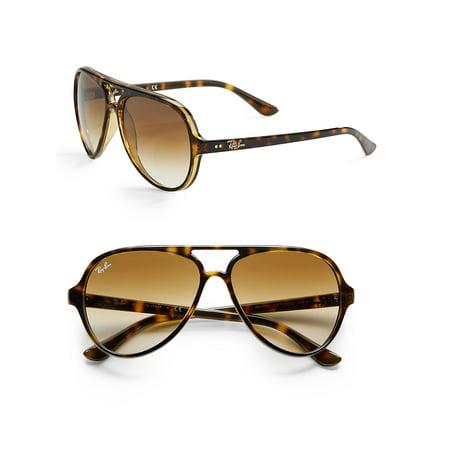 23c9511d23 Ray-Ban - Iconic Cats 5000 Aviator Sunglasses - Walmart.com