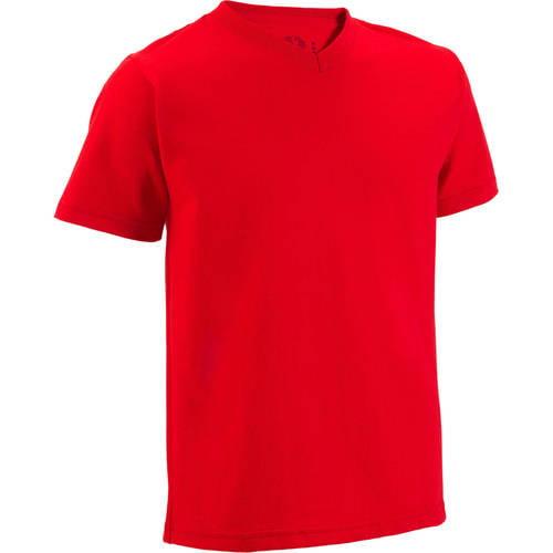 Fruit of the Loom Boys' Short Sleeve V - Neck T - Shirt