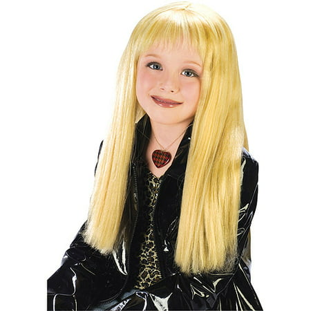 Teen Movie Star Wig Child Halloween - Childrens Wigs Halloween