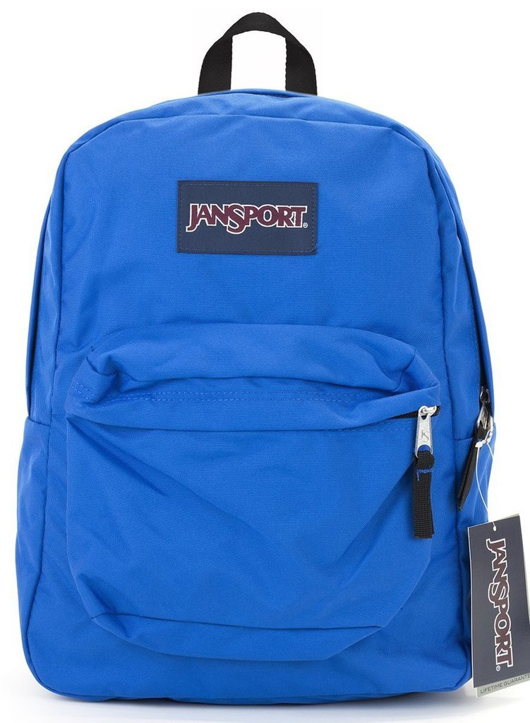 JanSport Classic SuperBreak Backpack Blue