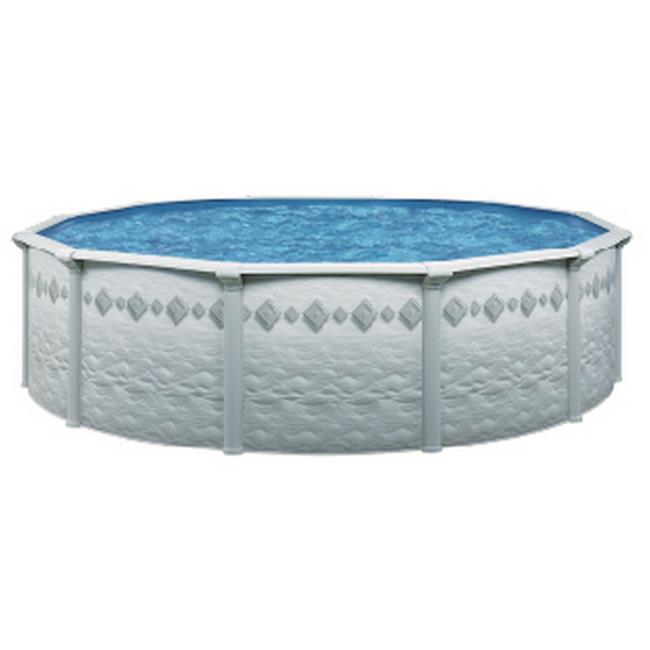 Aquarian 200 Pool Kit with Tilestone Wall - 30 ft. dia. & 52 in. Deep