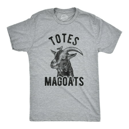 Mens Totes Magoats Tshirt Funny Goat Movie Quote Tee - Halloween Movie Quotes Funny