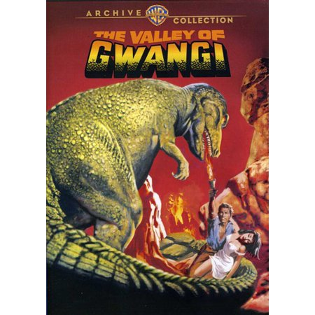 The Valley Of Gwangi (DVD) (Down In The Valley Two By Two)
