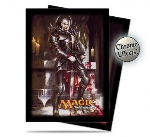 Magic The Gathering - 120 Commander Nixilis Deck Protector Sleeves V4 - UPR86199 - Ultra Pro Multi-Colored