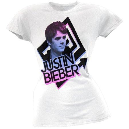 Justin Bieber - Arrow Juniors T-Shirt