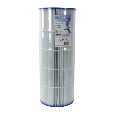 Unicel Hayward Star Clear CX1200RE Replacement Pool Filter Cartridge C-8412