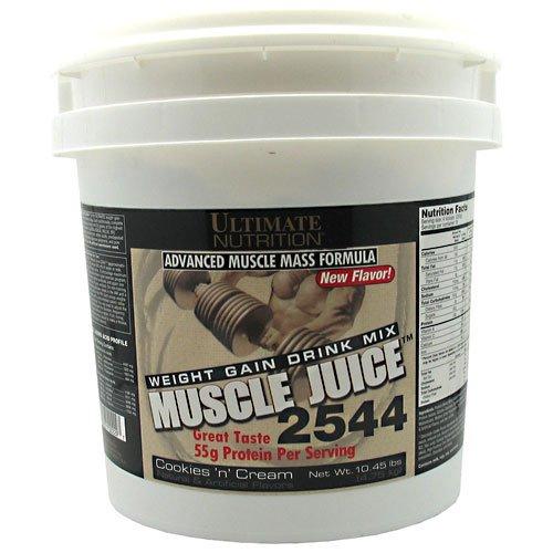 MUSCLE JUICE 2544 C&C 13.2LB