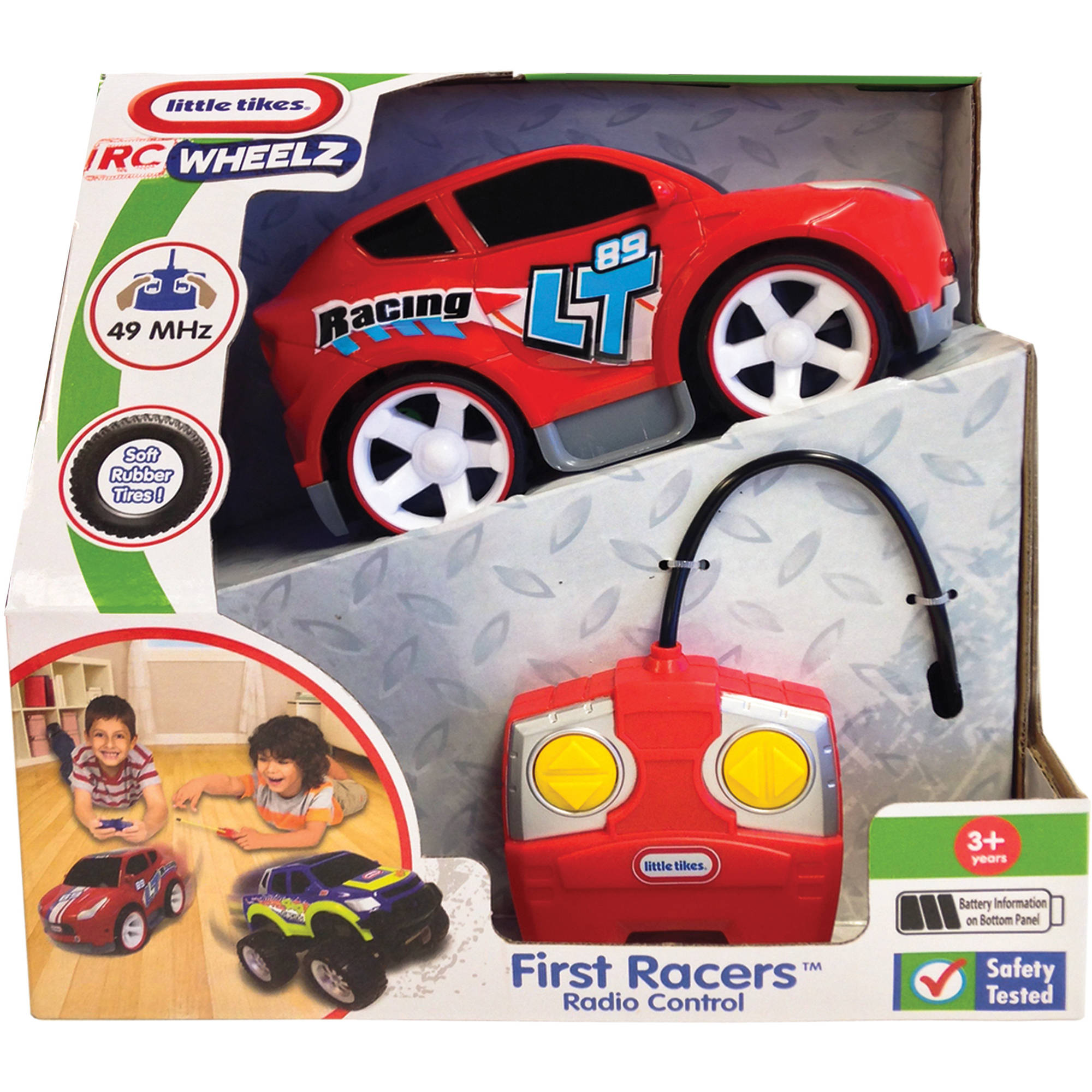Little Tikes RC Wheelz First Racers Radio Controlled Car by Better Sourcing