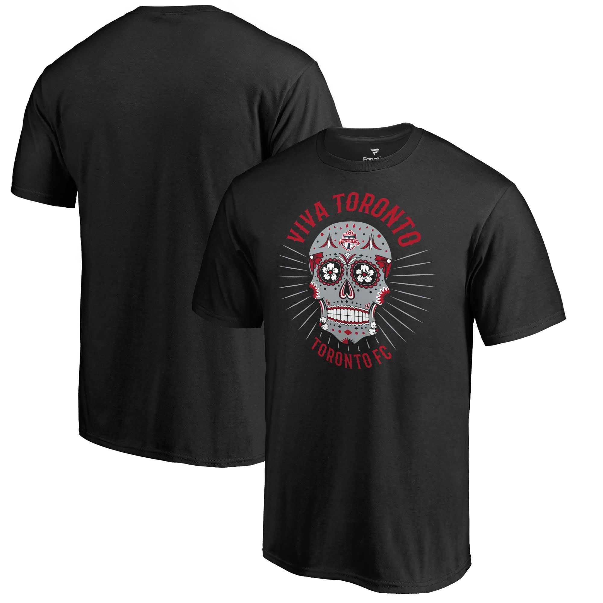 Toronto FC Fanatics Branded Hispanic Heritage Viva T-Shirt T-Shirt - Black