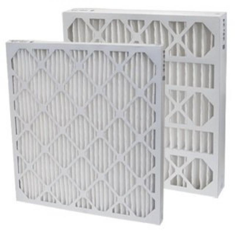 18x18x1 High Capacity Merv 8 Furnace Filter (12 Pack) by ...