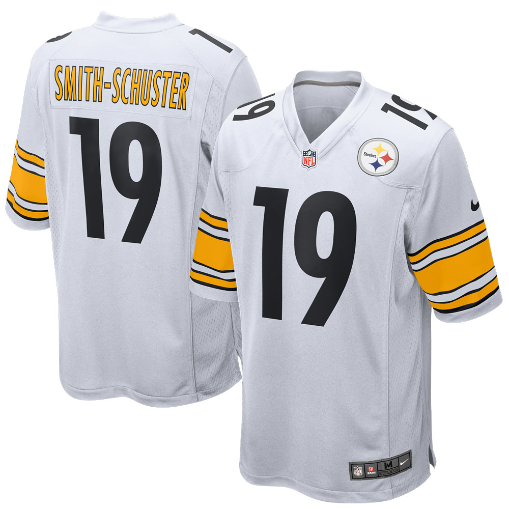 JuJu Smith-Schuster Pittsburgh Steelers Nike Youth 2018 Game Jersey - White