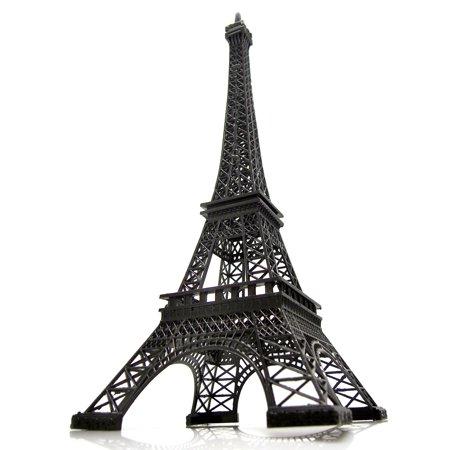 Tall Giant Paris France Eiffel Tower Stand Souvenir, 24-inch, -