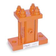 VIBCO 50-1 Pneumatic Vibrator,242 lb,9000 vpm,80psi
