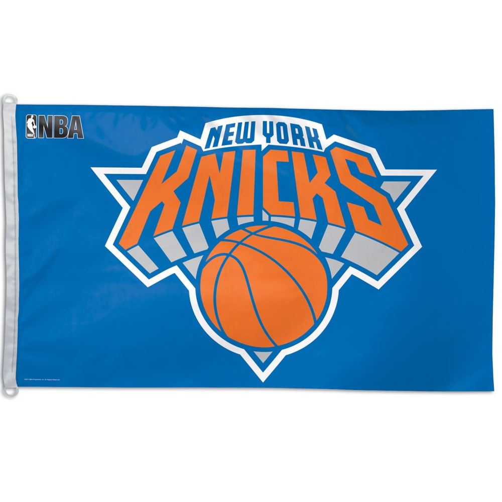 New York Knicks Official NBA 3ftx5ft Banner Flag by Wincraft