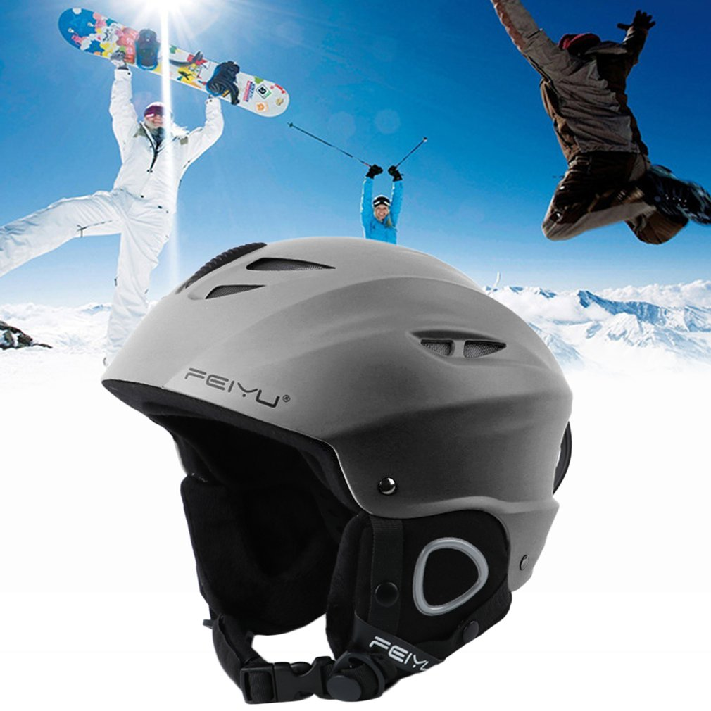 Feiyu 205 Professional Adult Helmet Bike Riding Skating Skiing Sports Equipment Breathable Durable Safety For Men... by
