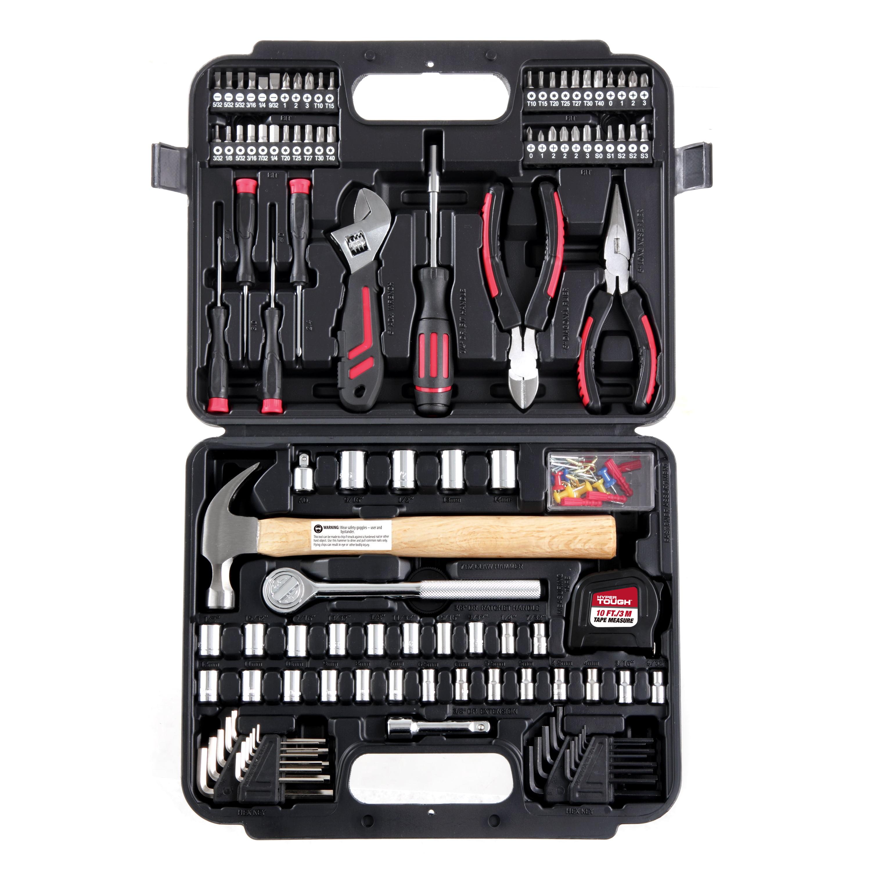 Hyper Tough 116-Piece Home Repair Tool Set