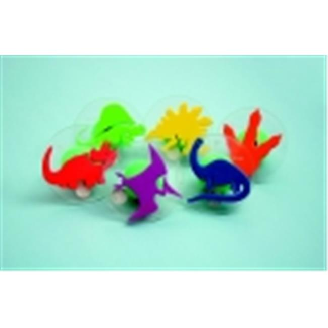 Ready2Learn Giant Dinosaurs Stamp Set With Storage Case - 3 in. - Set - 6