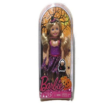 Barbie Halloween Chelsea Doll - Witch Costume - 2013 by Mattel - Halloween Barbie Target