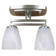 ITC INCORP. 3430FS9342 Mirage Mission Series Two Arm Dinette Light