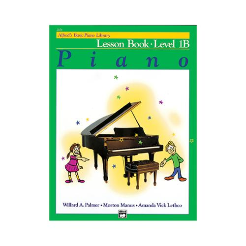 Alfred Alfred's Basic Piano Course - Lesson Book Level 1B