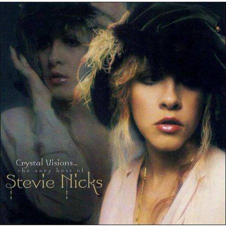 Stevie Nicks   Crystal Visions  The Very Best Of Stevie Nicks  Cd