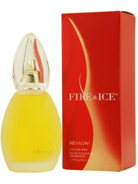 2 Pack - Fire & Ice By Revlon Cologne Spray 1.7 oz