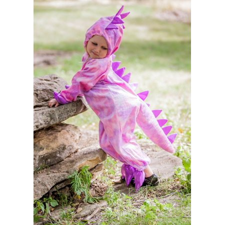 Tilly the T-Rex Girls Dinosaur Costume - image 5 de 5