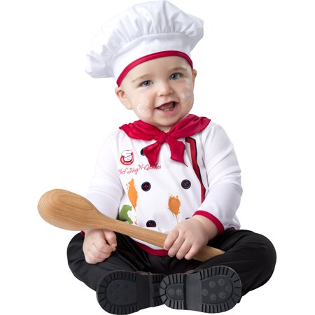 Baby Chef Cook Kitchen Helper Baker Dinner Halloween Costume](Baby Halloween Costumes Ideas 2017)