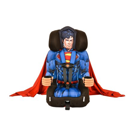 KidsEmbrace DC Comics Superman Combination Harness Booster Car Seat for $<!---->