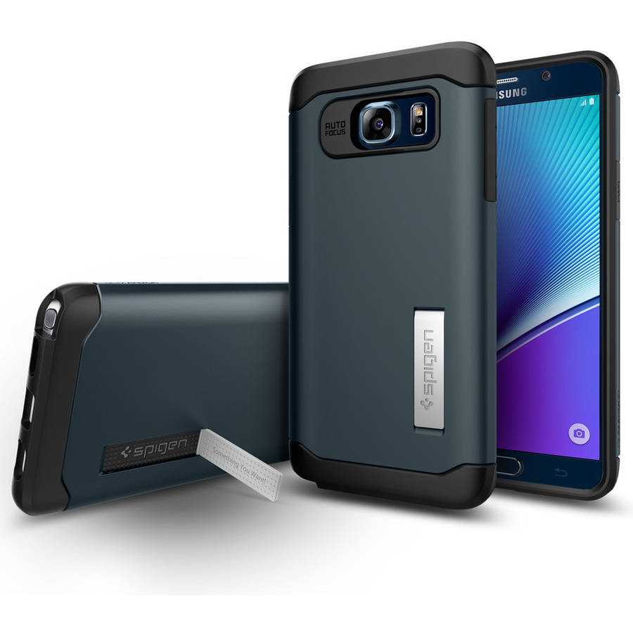 premium selection d6383 251c6 Spigen Samsung Galaxy S7 edge Case, Slim Armor