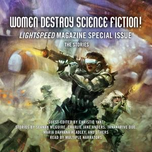 Women Destroy Science Fiction! - Audiobook