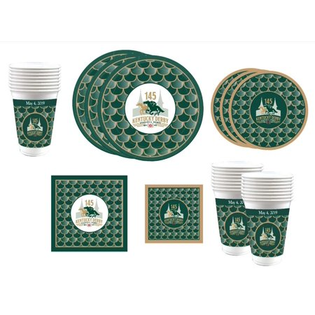 Kentucky Derby 145th Dated Party Pack](Kentucky Derby Centerpieces)