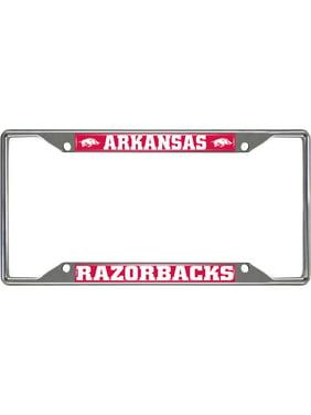 University of Arkansas License Plate Frame