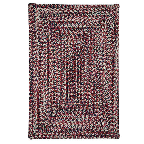 Colonial Mills Corsica Red Area Rug