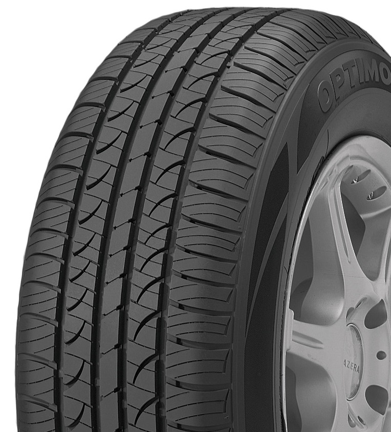 205 60-16 HANKOOK OPTIMO H724 91T BW Tires by Hankook