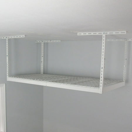 66'w Overhead Storage (SafeRacks 3 x 6 ft. Overhead Garage Storage Rack)