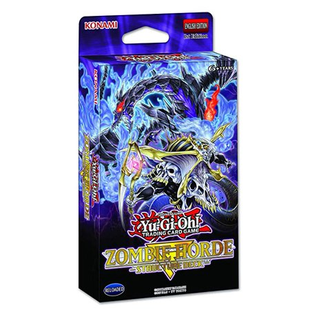 Yugioh Zombie Horde Structure Deck (Yugioh Battle For The Bronze Part 3)