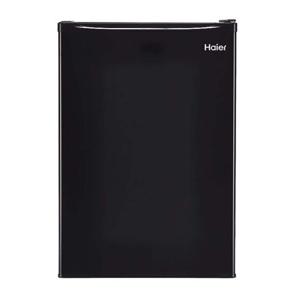 Haier 2.7 Cubic Feet Energy Star Compact Refrigerator, Black | HRC2736BWB by Haier