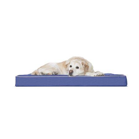Furhaven Pet Dog Bed Deluxe Orthopedic Indooroutdoor Pet Bed