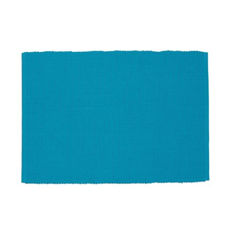 Design Imports Design Imports Turquoise Placemat Tableware and Home